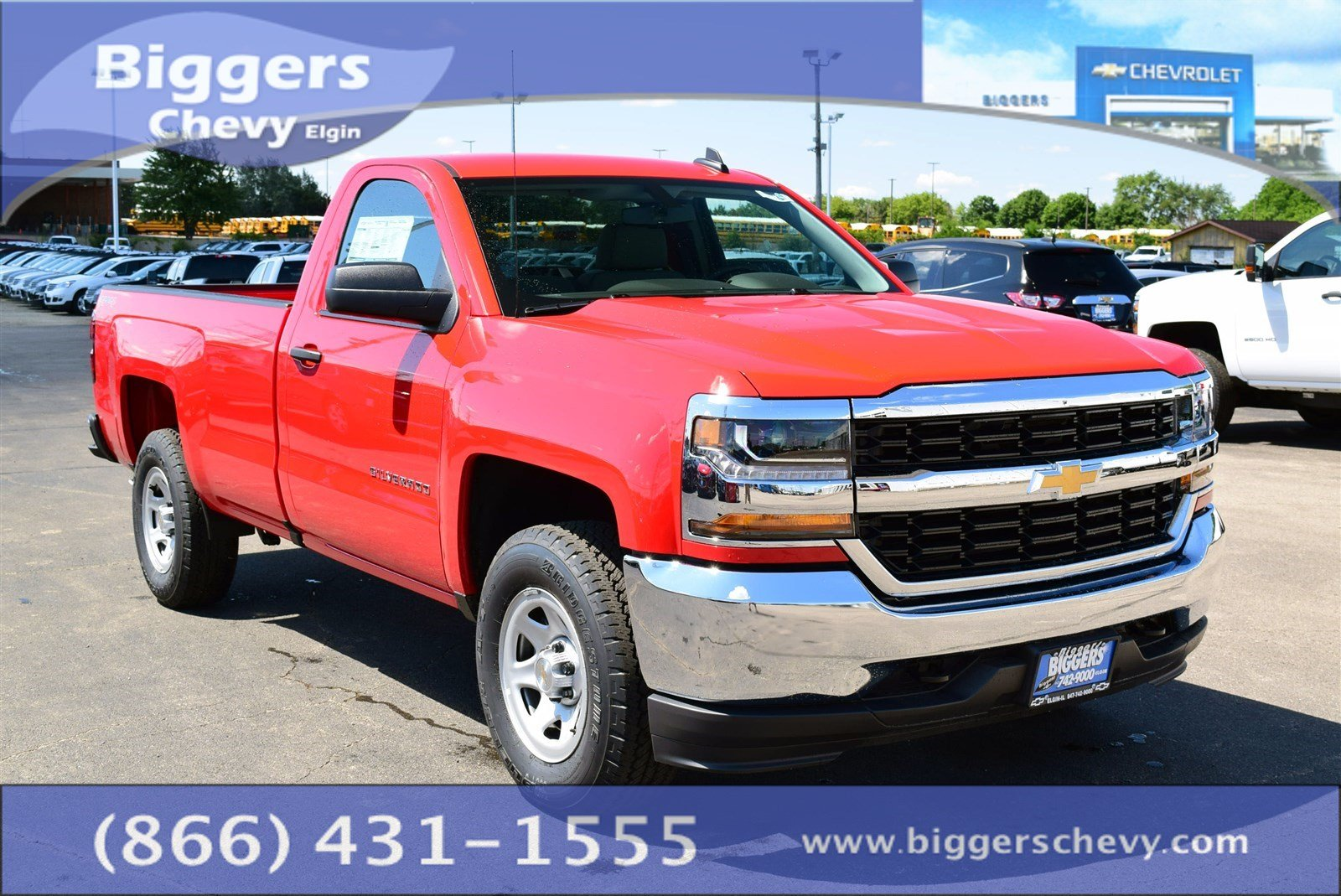 new 2017 chevrolet silverado 1500 wt 2d standard cab near schaumburg 3170713 biggers chevrolet. Black Bedroom Furniture Sets. Home Design Ideas